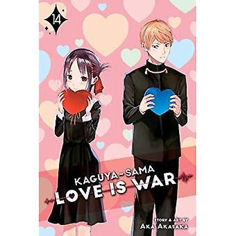 Kaguya-sama: Love Is War, Vol. 14 (Kaguya-sama: Rakkaus on sotaa)