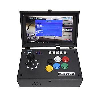 Lcd لعبة فيديو وحدة التحكم HDMI إلى التلفزيون يتضمن 10000 ألعاب تثبيت Retropie البسيطة