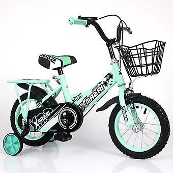 Children Bicycle 3-9-year-old 7.65kg Lightweight Aluminum Alloy Pneumatic Tire