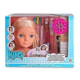 Hairdressing Doll Famosa Nancy A Day Of Beauty Secrets (23 cm)
