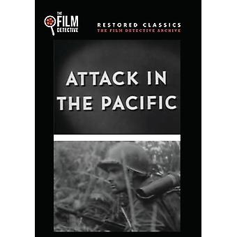 Attack in the Pacific [DVD] USA import