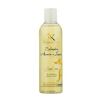 Orange and Lemon Shampoo 250 ml