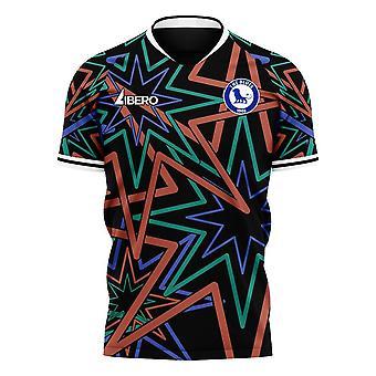 London 2020-2021 Third Concept Football Kit (Libero)
