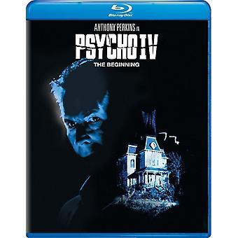 Psycho IV: The Beginning [Blu-ray] USA import