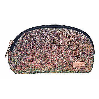 Depesche Topmodel Cosmetics Bag Make Up Glitter