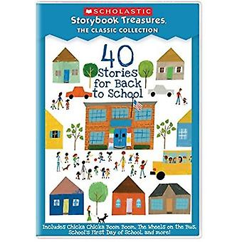 40 Stories For Back To School [DVD] USA import