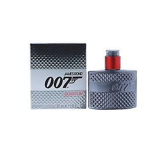 Quantum 007 James Bond Eau de Toilette Spray 30ml