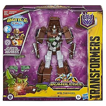 Transformers Wildwheel Battle Call Trooper Cyberverse Adventures