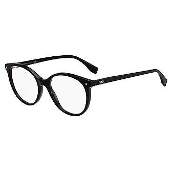 Fendi FF0416 807 Black Glasses