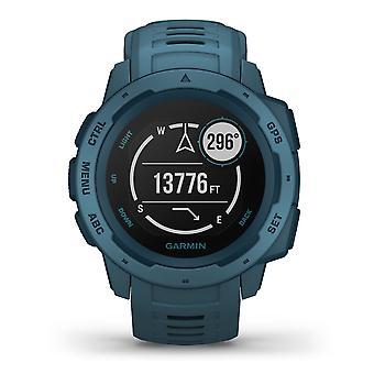 Garmin 010-02064-04 Instinct Smartwatch Gps Lakeside Blue Bluetooth Watch
