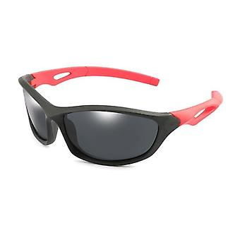 New Polarized Sunglasses Cool Sports Goggles Silicone Safety Sunglasses