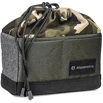 Manfrotto MB MS-P-GR Street CSC Pouch, Holds DSLR, Compact System Cameras