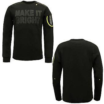 Diadora Sportswear Herren Evo Sweatshirt Pullover Pullover 102.171141 80013 A9E
