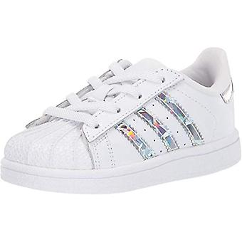 adidas Originals Kids' Superstar Elastic Sneaker