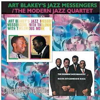 Art Blakey & Jazz Messengers - Jazz Messengers with Theloniou [CD] USA import