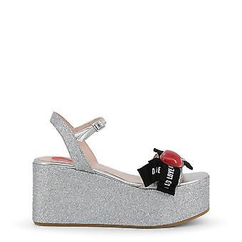 Kobieta skórzane kliny buty lm03159
