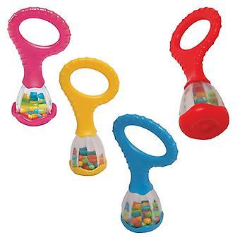 Halilit baby rattle x 4