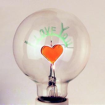 G80 Edison Bulb E27 220v Flamingo Joulu kukat Rakkaus Ruusu I Love You