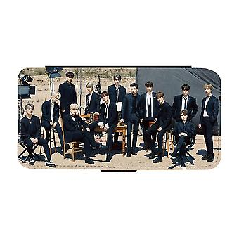 K-Pop Diecisiete iPhone 11 Funda monedero