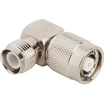 TNC RP Female/Jack to TNC RP Male/Plug, RA Adapter