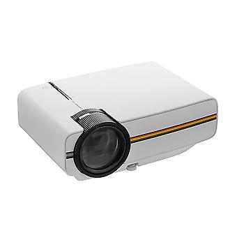 AAO YG400 Portable LCD Projector 1080P 1200 lumens 800*480 Resolution Remote Control Projector Home