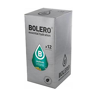 Bolero Multivit 12 packets