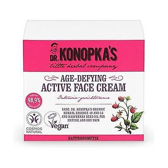 Anti-aging face cream 50 ml of cream