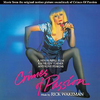 Wakeman,Rick - Crimes Of Passion / O.S.T. [Vinyl] USA import