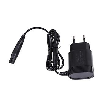 2-prong Eu Plug, Power Adapter Charger For Hq8505/ 6070/ 6075/ 6090