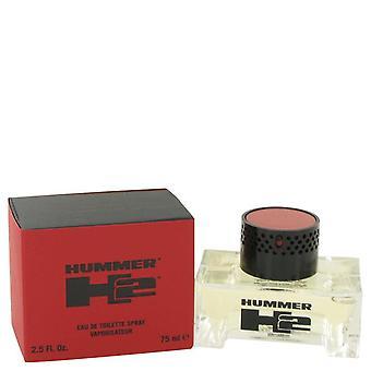 Hummer H2 Eau De Toilette Spray By Hummer 2.5 oz Eau De Toilette Spray