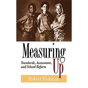 Mittaaminen - Standardit - Arviointi - ja Robert Ro: n kouluuudistus