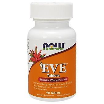 Nyt Elintarvikkeet Eve Naiset's Multiple Vitamin 90 Tabletten
