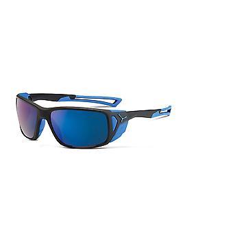 Lunettes de soleil CEbe Proguide CBPROG1 MATT BLACK BLUE/Peak Grey Blue AR