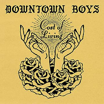 Downtown Boys - Cost of Living [CD] USA import