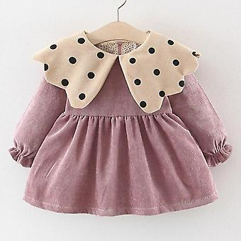 Princess Dress, Long Sleeve Kids Clothing, Party Dresses
