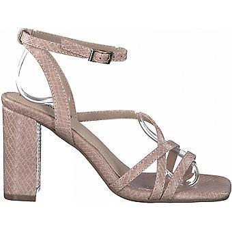 Rose Elegante High Heel Sandalen