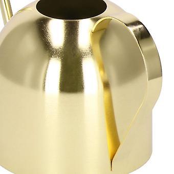 Gieter voor binnen 0,45L - Goudkleur RVS - Plant verzorging