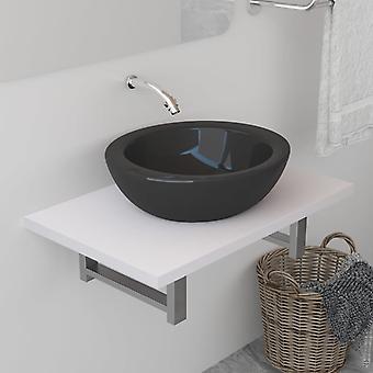 vidaXL Bathroom Furniture White 60×40×16.3 cm