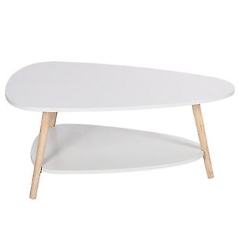 Oval Coffee Table Storage Tea Fruit Service Plate Tray