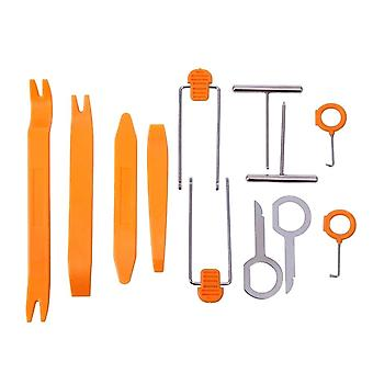 Plástico Auto Car- Clipe da porta, guarnição do painel, remoção do painel de rádio, ferramenta de desmontagem