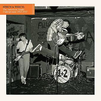 Strum & Thrum: American Jangle Underground 1983-87 [Vinyl] USA import