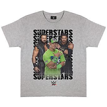 WWE Boys Superstars T-Shirt