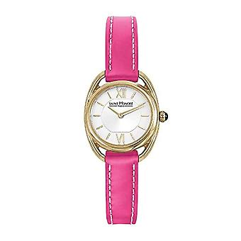 Saint Honore Analog Quartz Watch for Women with Leather Strap 7210263AIT-PIN