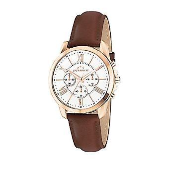 CHRONOSTAR Watch Multi dial quartz men watch with leather R3751271004