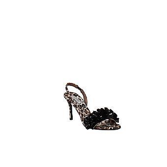 Tabitha Simmons   Follie Embellished Slip on Slingback Sandals