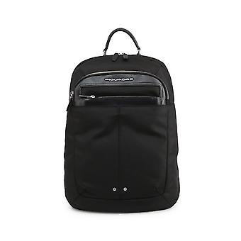 Piquadro - Väskor - Ryggsäckar - CA3772LK2-N - Herr - Schwartz