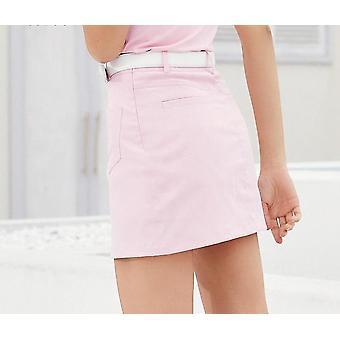 Nouvelle jupe de golf pour femmes, jupe A-line décontractée d'été
