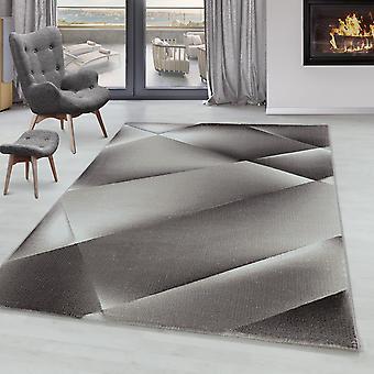 Tappeto soggiorno RICA Short Pile Soft Flor Abstract Design