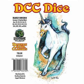 Dungeon Crawl Classics RPG: Beaked Unicorn Dice