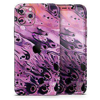 Blurred Abstract Flow V51 - Skin-kit Compatible With The Apple Iphone